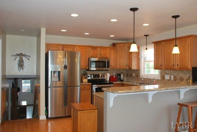Split Level, Single Family Residence - Rustburg, VA (photo 5)