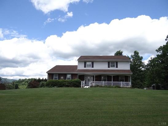 Single Family Residence, Two Story - Thaxton, VA (photo 1)