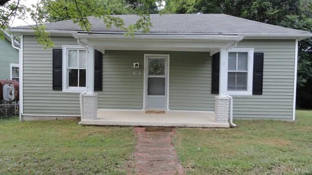 Single Family Residence, Ranch - Monroe, VA (photo 1)