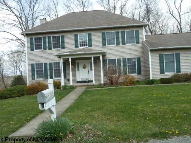 Colonial,Two Story, Detached - Morgantown, WV (photo 1)
