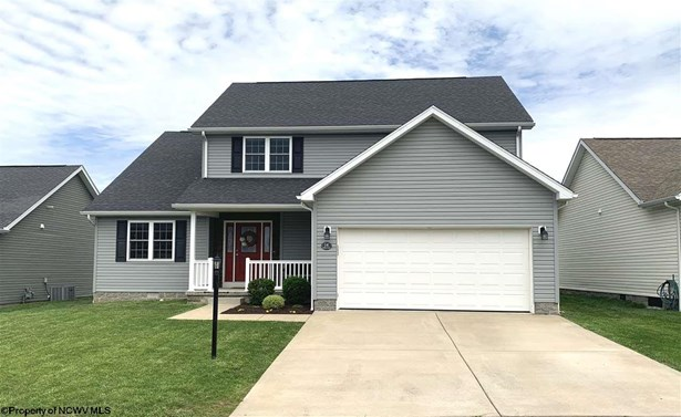 Traditional,Two Story, Detached - Morgantown, WV