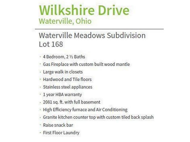 Wilkshire Dr. 762, Waterville, OH - USA (photo 4)