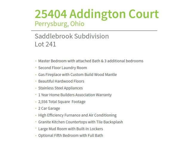 Addington Ct. 25404, Perrysburg, OH - USA (photo 4)