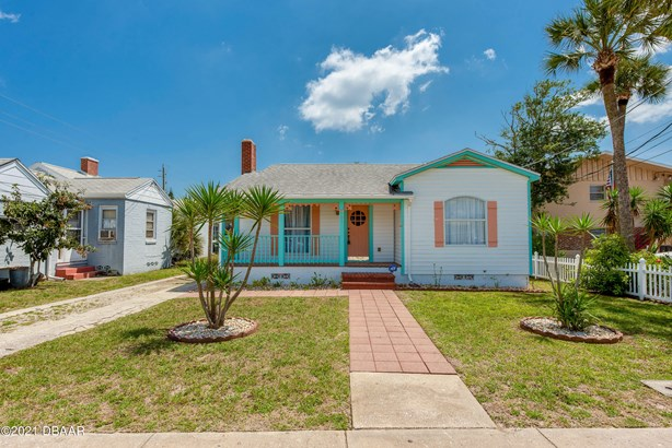 Bungalow, Single Family - Daytona Beach, FL