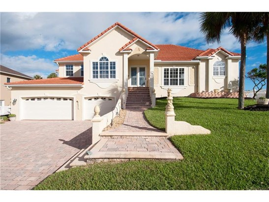 Single Family Home, Spanish/Mediterranean - PONCE INLET, FL (photo 2)