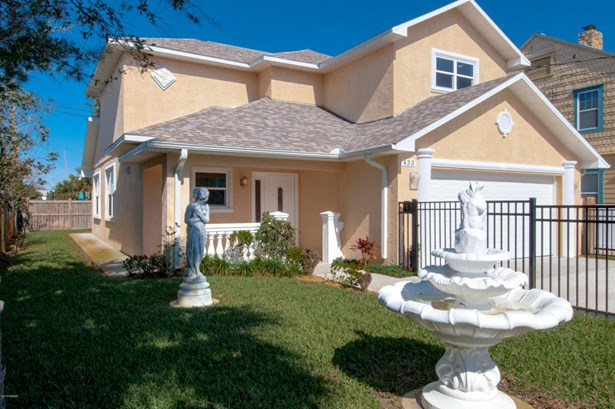 Mediterranean, Single Family - Daytona Beach, FL (photo 1)