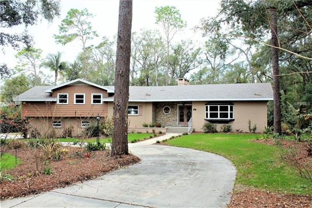 Custom,Traditional, Single Family Residence - DELAND, FL (photo 1)