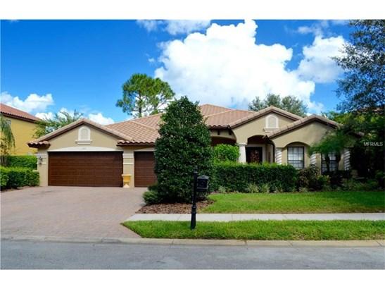 Single Family Home, Spanish/Mediterranean - DEBARY, FL (photo 1)