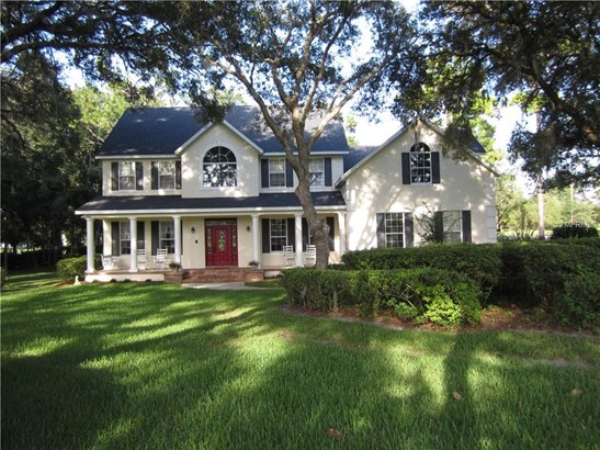 Single Family Residence, Custom - DELAND, FL (photo 1)