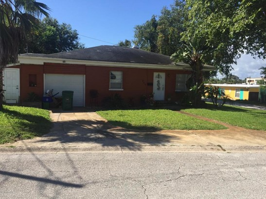 Bungalow, Single Family - Holly Hill, FL (photo 1)