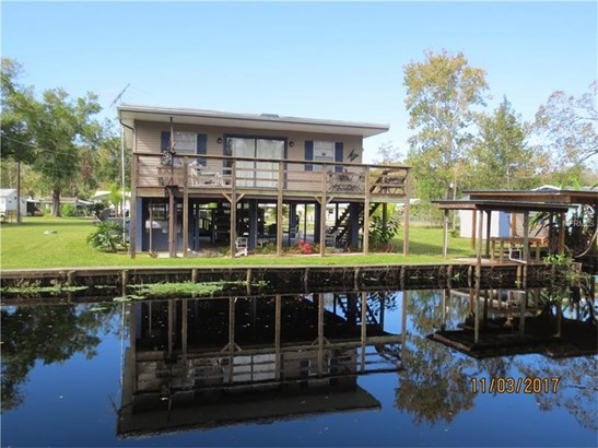 Elevated, Single Family Home - ASTOR, FL (photo 1)