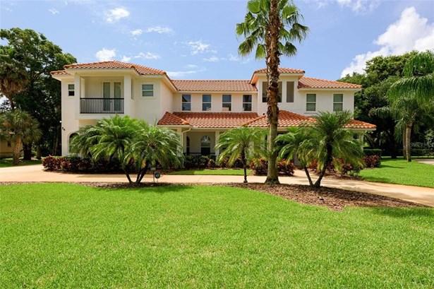 Single Family Residence, Contemporary,Spanish/Mediterranean - ORMOND BEACH, FL