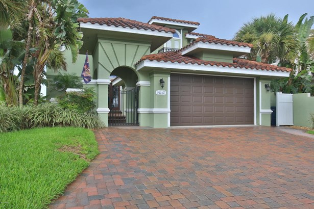 Mediterranean, Single Family - Wilbur-by-the-Sea, FL (photo 1)