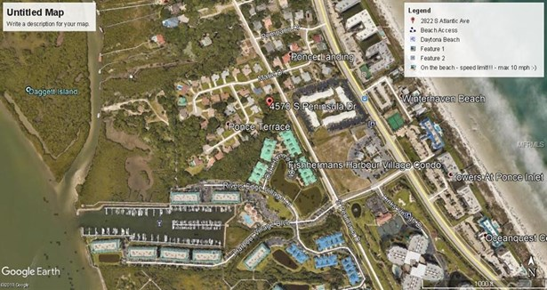 Residential - PONCE INLET, FL