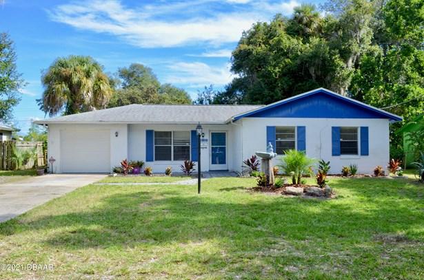 Single Family - Holly Hill, FL