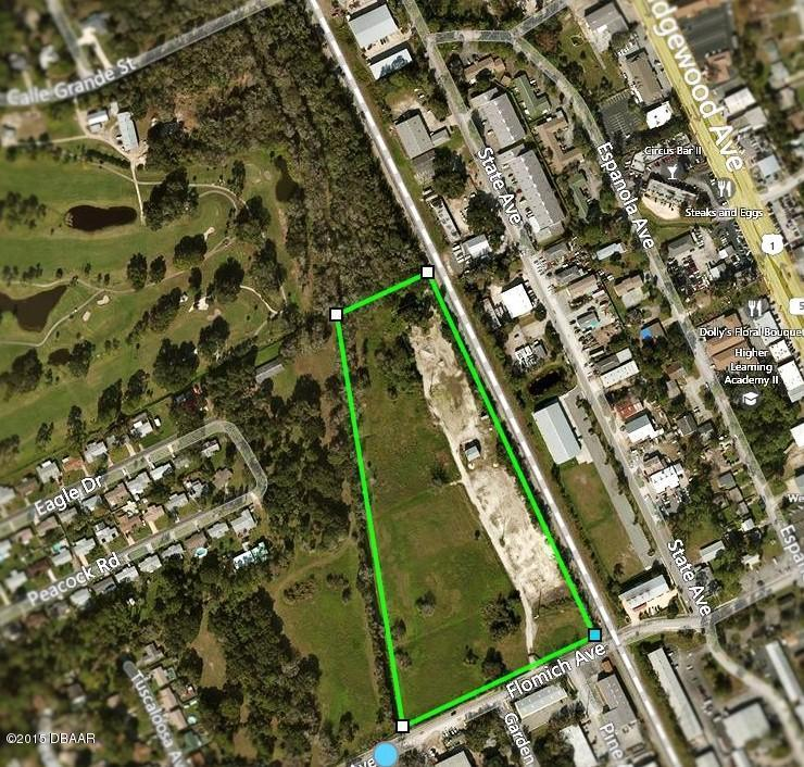 Commercial Land - Holly Hill, FL (photo 1)