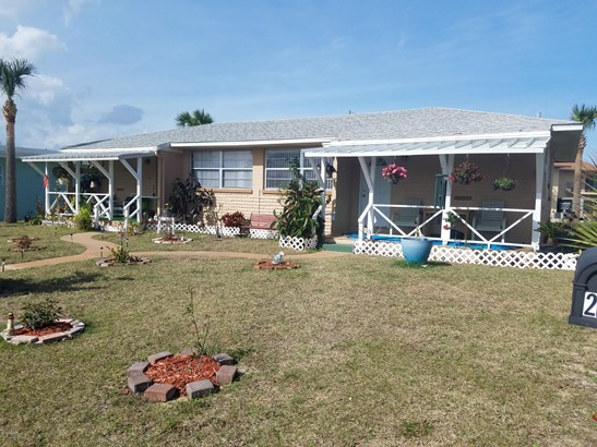 Fourplex - Daytona Beach Shores, FL