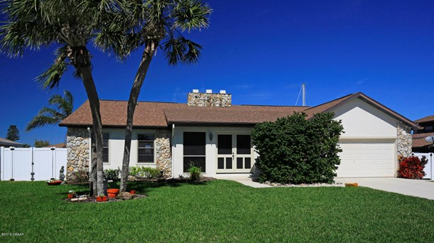 Ranch, Single Family - Ponce Inlet, FL (photo 1)
