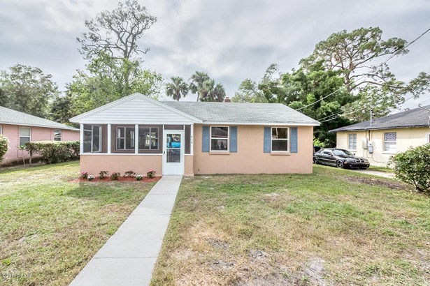 Bungalow, Single Family - Daytona Beach, FL (photo 1)