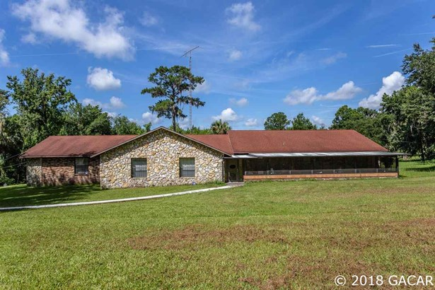 Ranch, Detached - Micanopy, FL (photo 1)