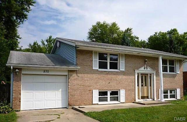 870 Murray Hill Drive, Xenia, OH - USA (photo 1)