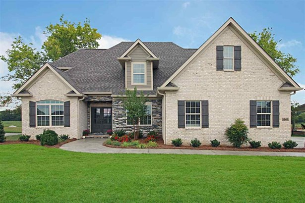 641 Diamond Peak Drive, Bowling Green, KY - USA (photo 1)