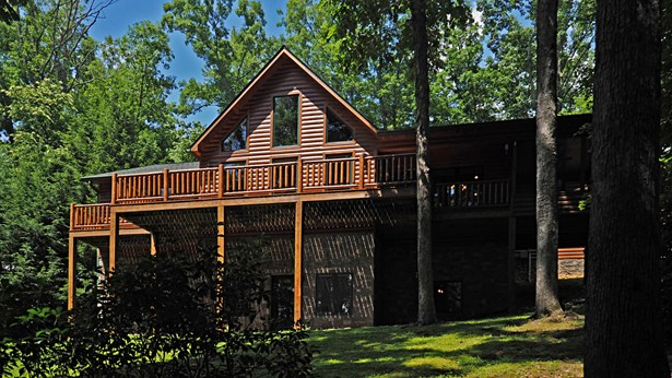 2 Story,Residential, Cabin,Log - Cosby, TN
