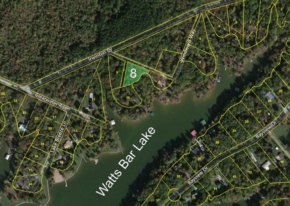 Lake Front,Single Family,Waterfront Access - Ten Mile, TN (photo 2)