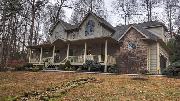 Traditional, 2 Story Basement,Residential - Lafollette, TN (photo 1)