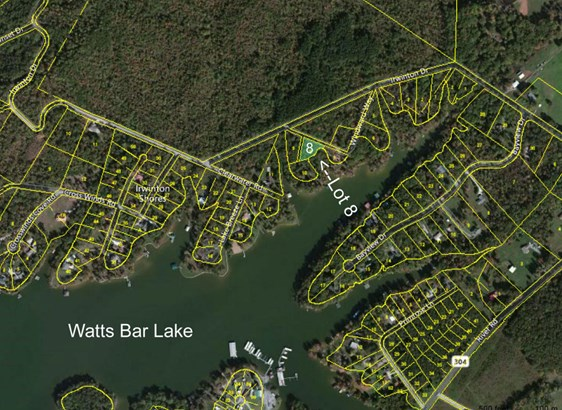 Lake Front,Single Family,Waterfront Access - Ten Mile, TN (photo 1)