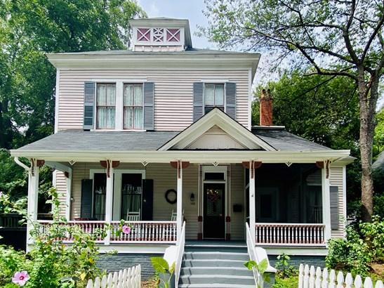 Single Family Residence, Victorian - Macon, GA