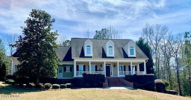 Cape Cod, Single Family Residence - Macon, GA