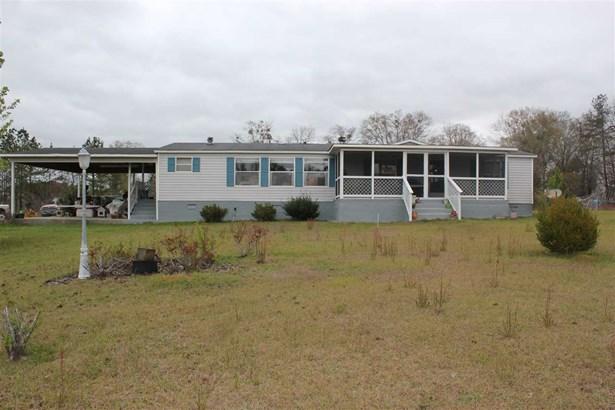 Mobile Home - Hawkinsville, GA (photo 1)