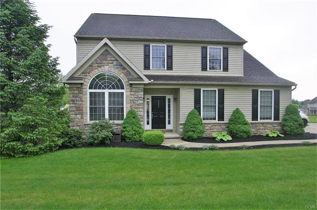 Colonial, Detached - Lower Macungie, PA (photo 1)