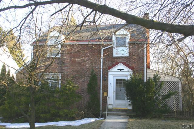Colonial, Detached - Bethlehem, PA