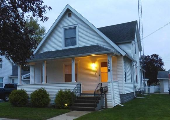 218 Cherry Street, Blissfield, MI - USA (photo 1)