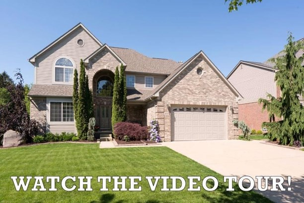 410 Fairways Lane, Chelsea, MI - USA (photo 1)