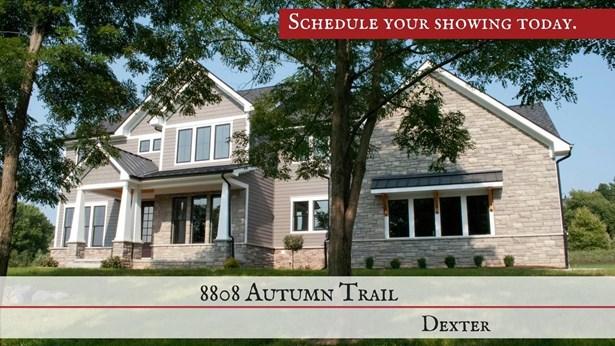 8808 Autumn Trail, Dexter, MI - USA (photo 1)