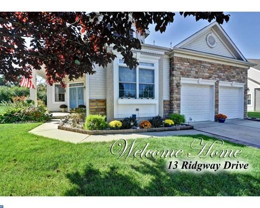 13 Ridgway Dr, Bordentown, NJ - USA (photo 1)