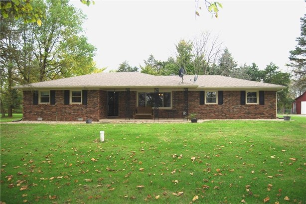 12844 North Slideoff Road, Camby, IN - USA (photo 1)
