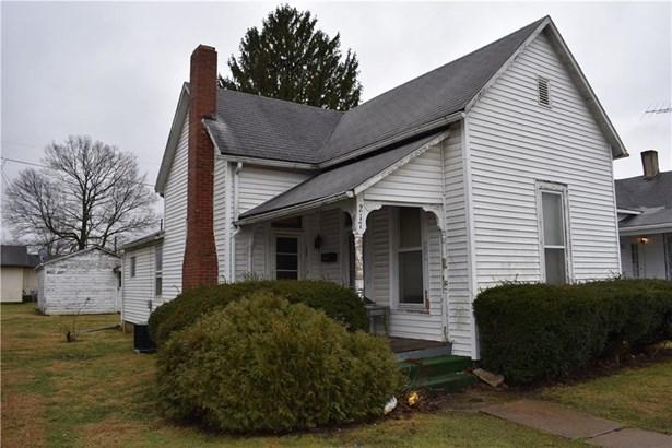 217 Howard Street, Shelbyville, IN - USA (photo 1)