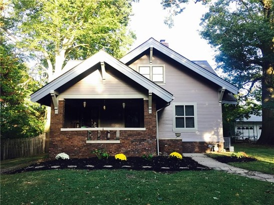 845 Woodruff Place East Drive, Indianapolis, IN - USA (photo 1)