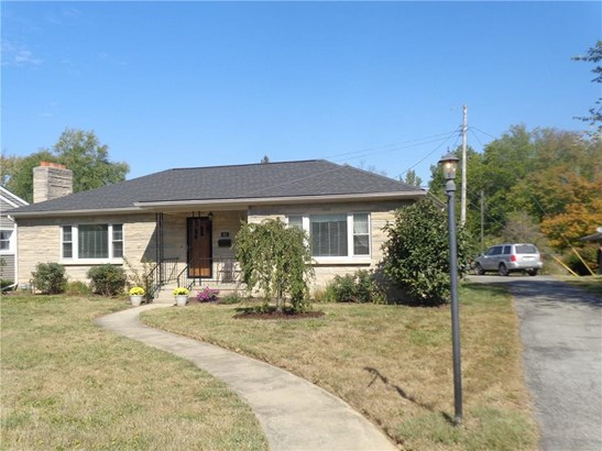 815 Shadowlawn Ave, Greencastle, IN - USA (photo 1)