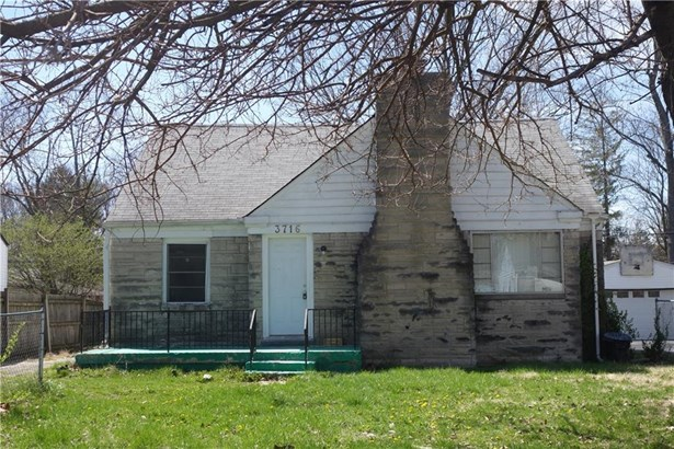 3716 North Wallace Avenue, Indianapolis, IN - USA (photo 1)