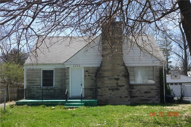 3716 North Wallace Avenue, Indianapolis, IN - USA (photo 3)