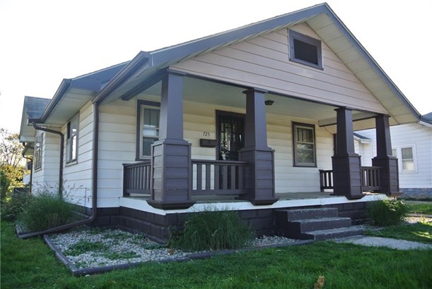 725 East 29th Street, Anderson, IN - USA (photo 1)