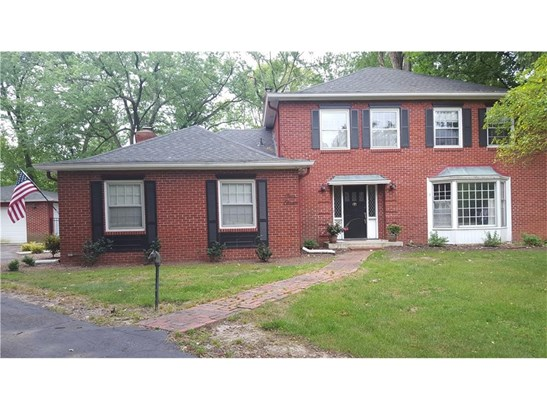 411 Braeside South Drive, Indianapolis, IN - USA (photo 1)