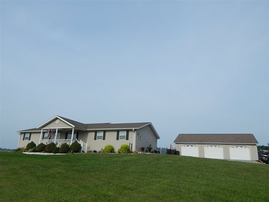 441 Butterfly Lane, Bedford, IN - USA (photo 1)
