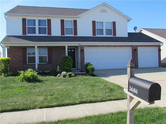 3686 Indigo Blue Boulevard, Whitestown, IN - USA (photo 1)