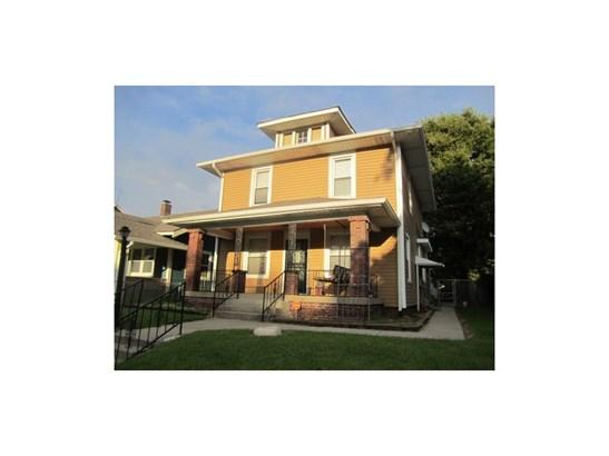 4229 North Carrollton Avenue, Indianapolis, IN - USA (photo 1)